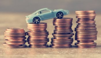empréstimo colocando um veículo em garantia
